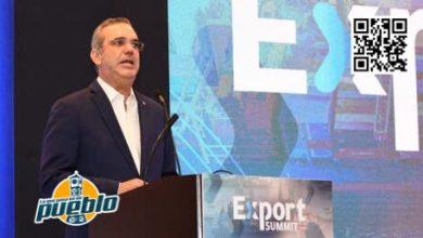 Photo of Abinader afirma que aumento de exportaciones favorece recuperación económica y bienestar de la gente