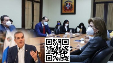 Photo of Abinader admite funcionarios informaban sobre el COVD-19 sin unidad de criterios