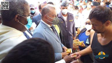 Photo of Prisiones realiza jornada de entrega colchones, jabones y mascarillas en La Victoria