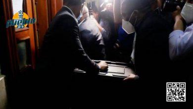 Photo of Ministerio Público deposita cerca de la medianoche expedientes contra exfuncionarios apresados