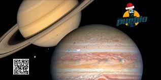 Photo of Júpiter y Saturno se unen el 21 de este mes para brillar alineados