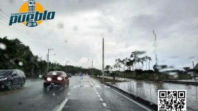 Photo of Vaguada pre-frontal y viento del Noreste provocarán lluvias en litoral norte