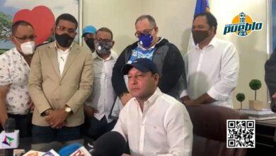 """Photo of PLD condena """"atropello"""" contra Abel Martínez tras allanamiento por supuesto error"""