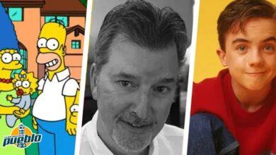 """Photo of allece David Richardson, guionista y productor de """"Los Simpson"""" y """"Malcolm"""""""