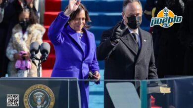 Photo of Kamala Harris hace historia al juramentarse como la primera mujer vicepresidente de los EE.UU.