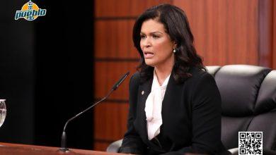 Photo of María del Carmen Santana, la nueva jueza elegida para el Tribunal Constitucional
