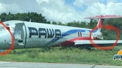 Photo of Aviones de Pawa son desmantelados en el aeropuerto Las Américas