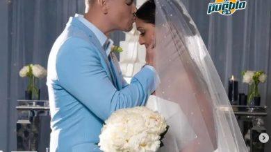 Photo of Después de 13 años de convivencia con su pareja, se casó el cantante Víctor Manuelle
