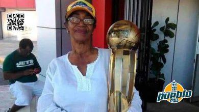 Photo of Fallece la primera mujer que personificó mascota de las Águilas Cibaeñas