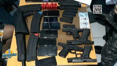 Photo of Policía apresa a cuatro falsos miembros de la DNCD y dos civiles; les ocupa armas de fuego y vehículos