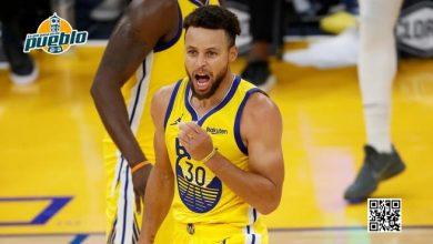Photo of Curry lidera ataque de Warriors en noveno triunfo ante Pistons