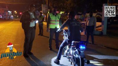 Photo of 2,776 personas fueron apresadas este 31 de diciembre por violentar el toque de queda