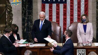 Photo of El Congreso de EE.UU. valida el triunfo de Biden y Trump acepta la transición