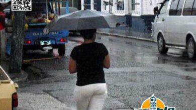 Photo of Meteorología prevé continuarán lluvias débiles para este jueves