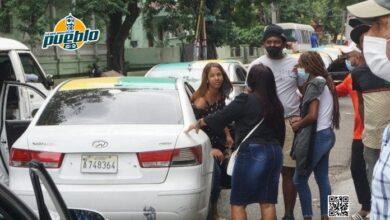 Photo of NacionalesPortada Choferes públicos sufren horarios toque de queda