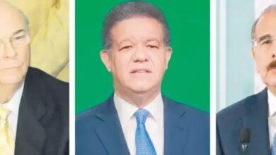 Photo of El presidente Abinader tiene a tres expresidentes activos en la política