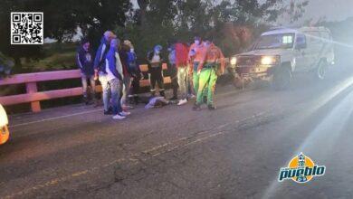 Photo of Hombre muere arrollado por un camión en San Juan de la Maguana