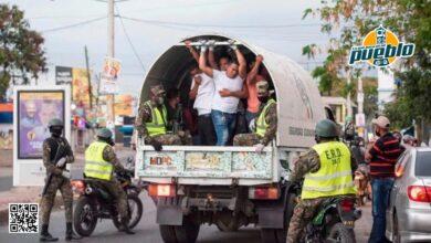 Photo of El toque de queda de este fin de semana inicia a las 12 del mediodía sin gracia de libre tránsito