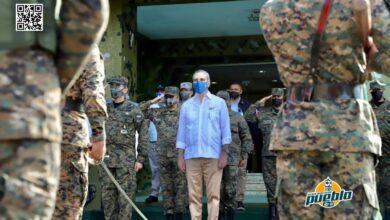 """Photo of Presidente anunciará en """"próximas semanas"""" programación para mejor salario a las Fuerzas Armadas"""