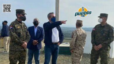 Photo of Abinader se reúne en la frontera con Jovenel Moïse