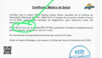 Photo of Empresario ronero acusado de violencia de género presenta certificado médico supuestamente falso ante tribunales