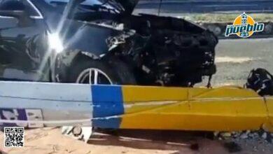 Photo of Varios heridos en accidente de tránsito en avenida España