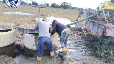 Photo of INAPA Montecristi trabaja en las averías que afectan el servicio en las comunidades en la Línea A del ALINO.