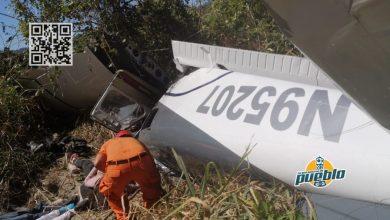 Photo of Tres muertos en un accidente de avioneta en El Salvador