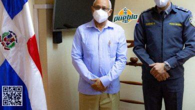 Photo of El contralor general valora el trabajo del director de la Policía Nacional