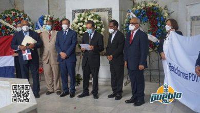 Photo of Refinería Dominicana de Petróleo realiza ofrenda floral con motivo 177 aniversario de la Independencia