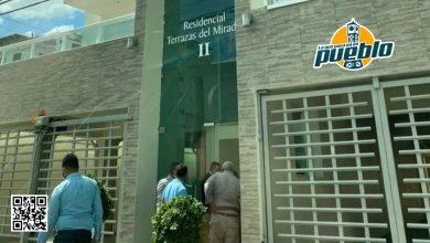 Photo of Allanan residencia de Alexander Montilla, cuñado del expresidente Danilo Medina