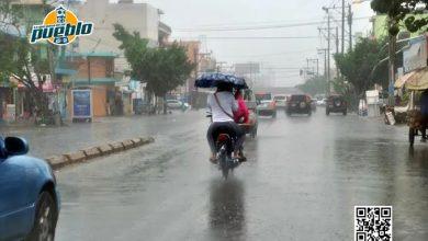 Photo of Meteorología pronostica lluvias débiles y dispersas en varias localidades del país