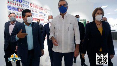 Photo of Abinader afirma que «brinda todo su apoyo» para reabrir los museos