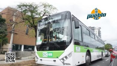 Photo of Transporte público GSD será impactado con 14 corredores y sus rutas alimentadoras