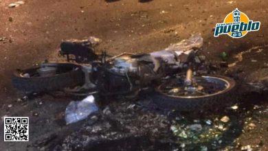 Photo of Desconocidos incendian motocicleta de la Policía en Cristo Rey; apresan varias personas