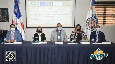 Photo of Participación Ciudadana realiza capacitación sobre el crimen organizado