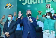 """Photo of Leonel Fernández: """"El partido que ofrece esperanza de futuro es la Fuerza del Pueblo"""""""