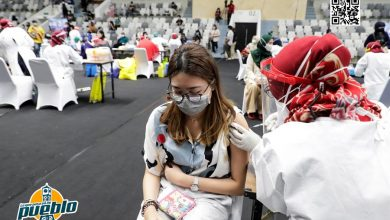 Photo of Las vacunas de COVID-19 administradas en el mundo superan ya a los contagios