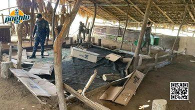Photo of Autoridades intervienen gallera clandestina en El Seibo