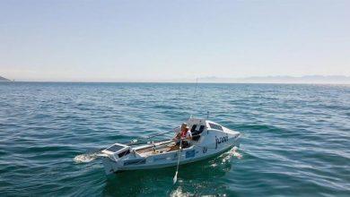 Photo of Un sudafricano impone récord mundial al cruzar el Atlántico a remo en 70 días