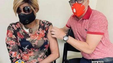 Photo of «Hay fefita pa rato», la reacción de Fefita La Grande al vacunarse de Covid-19