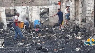 Photo of Pocas autoridades han acudido en auxilio de 30 familias de Villa Duarte