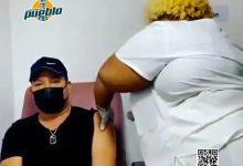 """Photo of Críticas al bachatero Frank Reyes por """"privilegios"""" en vacuna contra covid-19"""