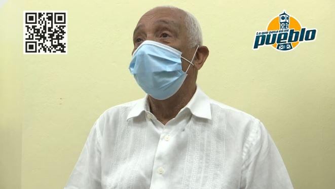 Photo of Rafael Solano dice vacuna es esperanza para ganar la batalla al Covid-19