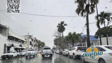 Photo of Meteorología prevé aguaceros para este lunes