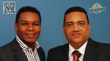 Photo of Raymond y Miguel con un show virtual