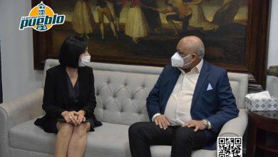 Photo of Raquel Arbaje y Roberto Fulcar conversan sobre Gabinete de Niñez y Adolescencia
