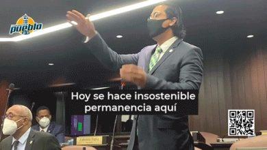 """Photo of Otro que se va del PLD: diputado Rodríguez deja partido porque son """"ciegos, sordos y mudos"""""""