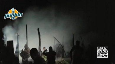 Photo of Niño muere calcinado al incendiarse su vivienda por un corto circuito