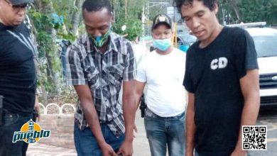 Photo of Policía Nacional apresa autores de robo en iglesia y recupera artículos sustraídos